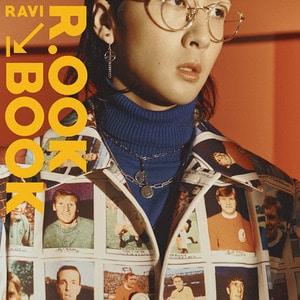 [미개봉] 라비 (Ravi) / R.ook Book (2nd Mini Album)