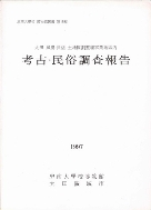 대전 봉명·장대 토지구획정리사업지역 내 고고·민속조사보고 (충남대학교박물관총서 제15집)