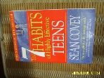 A FIRESIDE BOOK / THE 7 HABITS OF HIGHLY EFFECTIVE TEENS / SEAN COVEY -아래참조