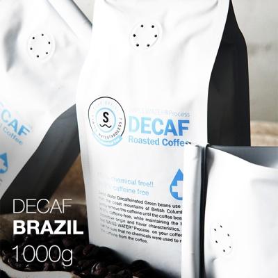 [빈플러스] 신선한 로스팅 원두 디카페인 브라질 1kg