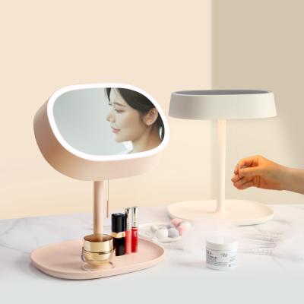 플랜룩스 셀르온 테이블 스탠드 조명 무드등 LED거울