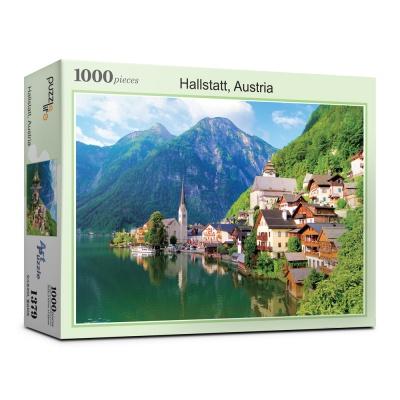 오스트리아, 할슈타트 직소퍼즐 (1000피스/PL1379)