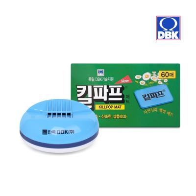 [킬파프]매트 코드롤러 전기훈증기+리필 60매