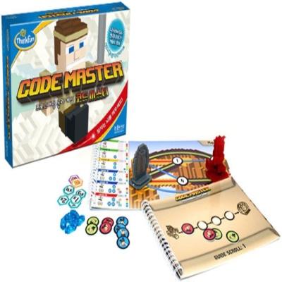 학습용 보드 게임 프로그래밍 논리 게임 코드마스터