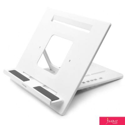 IR 1360 받침대 화이트 노트북 주변기기 PC용품
