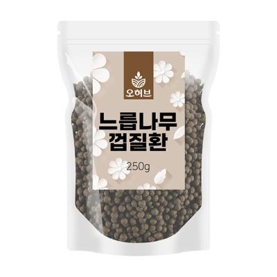 국산 느릅나무껍질환 유근피환 250g
