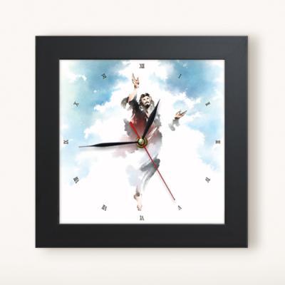 iv299-주예수그리스도_미니액자벽시계