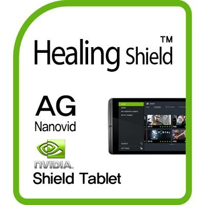 [힐링쉴드] 엔비디아 쉴드 태블릿 AG Nanovid 지문방지 액정보호필름 전면 1매(HS143880)