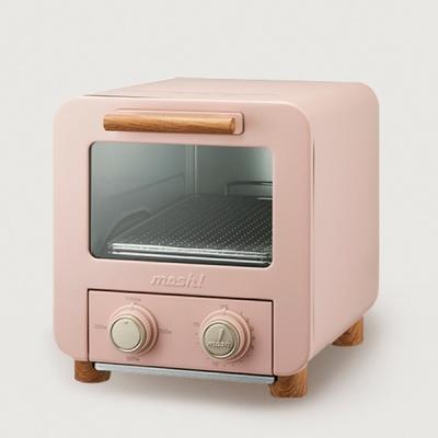 모슈 미니 오븐 토스터기 핑크
