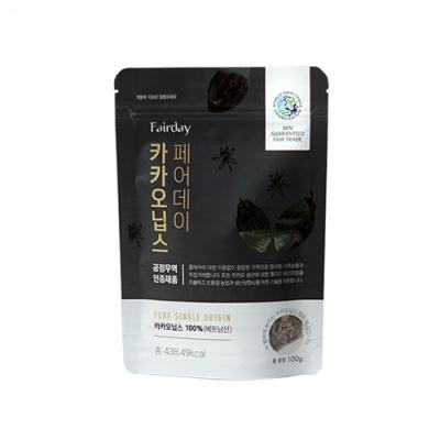 마루 카카오닙스 - 구운 카카오 100%