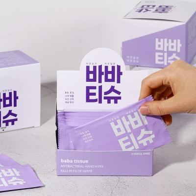 생활공유 바바티슈 1box 30매