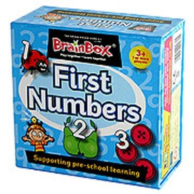 수학 학습 게임 퍼스트 넘버스 가족 보드 어린이 선물