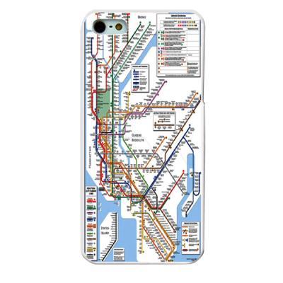 뉴욕 지하철지도 케이스(아이폰5S/5)
