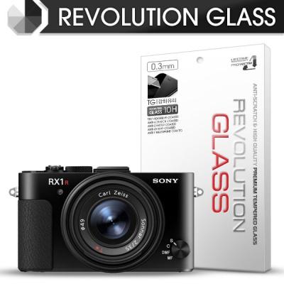 [프로텍트엠/PROTECTM] 레볼루션글라스 0.3T 강화유리필름 방탄액정보호 2장 디지털 카메라 CAMERA SONY 소니 DSC-RX1RM2