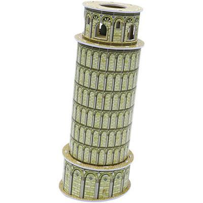 8피스 우드락 입체퍼즐 - 피사의 사탑 (미니)