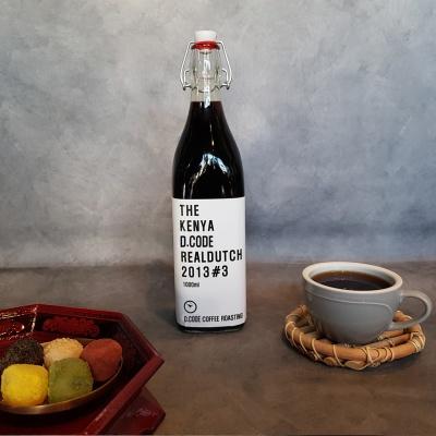 선물용더치커피 케냐AA더치커피원액 커피병1000ml-g