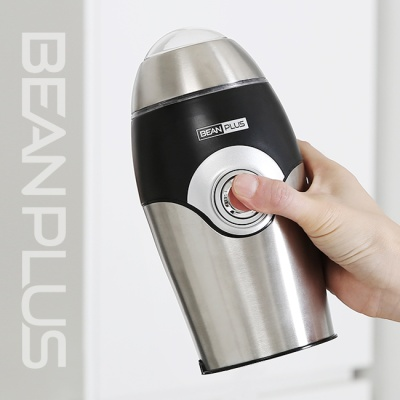 [빈플러스] 전동 커피 그라인더 BCG-50+청소솔증정