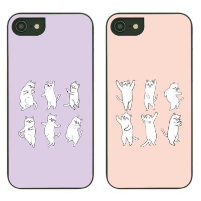 아이폰8플러스케이스 고양이와춤을 스타일케이스