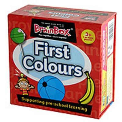 색깔 학습 게임 퍼스트 컬러스 가족 보드 어린이 선물
