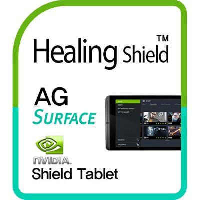 [힐링쉴드] 엔비디아 쉴드 태블릿 AG Nanovid 지문방지 액정보호필름 1매+후면보호필름 2매(HS143881)