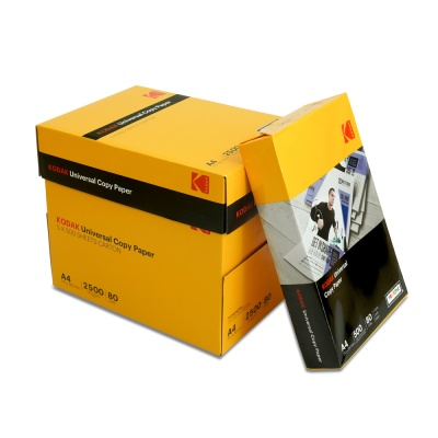 코닥 복사용지 A4 80g 2500매 (500매X5권) 1박스