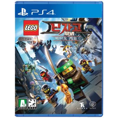 PS4 레고 닌자고 무비 비디오 게임 한글판