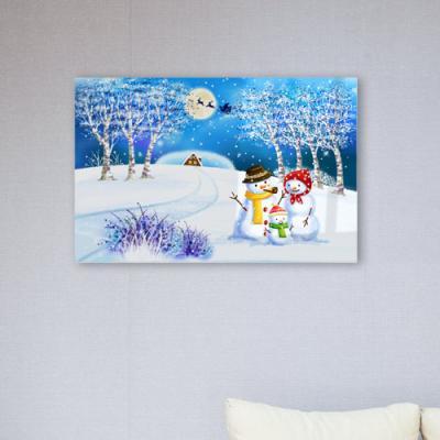 pc422-아크릴액자_겨울풍경(대형)