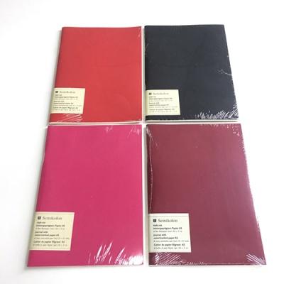 세미콜론 컬러 노트북 A5 LINE