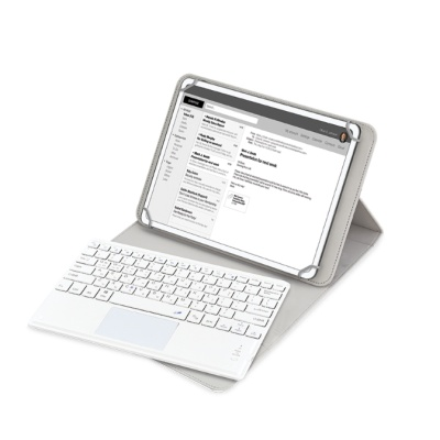 엑토 태블릿 블루투스 키보드 케이스 터치패드 TKC-05