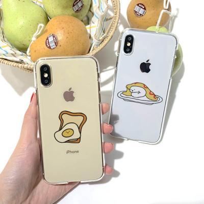 [아칸케이스] 달걀요리 소프트젤리케이스