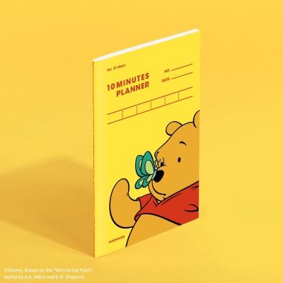 [모트모트] 디즈니 텐미닛 플래너 31DAYS - 푸