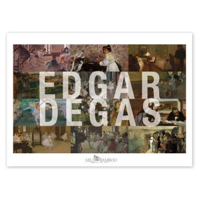 [2022 명화 캘린더] Edgar De Gas 에드가 드가 Type A