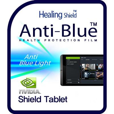 [힐링쉴드] 엔비디아 쉴드 태블릿 블루라이트차단 시력(건강)보호필름 전면 1매(HS143883)