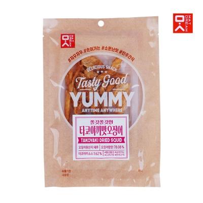 [MAT DREAM] 쫄깃한 감칠맛 타코야끼맛오징어 30gx5봉