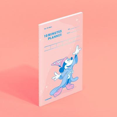 [디즈니] 텐미닛 플래너 31DAYS - 판타지아
