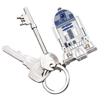 (영국 팔라돈정품) 스타워즈 R2-D2 터치사운드 키링