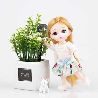 젤레나 16CM 조이 미니 구체관절인형 여아 장난감