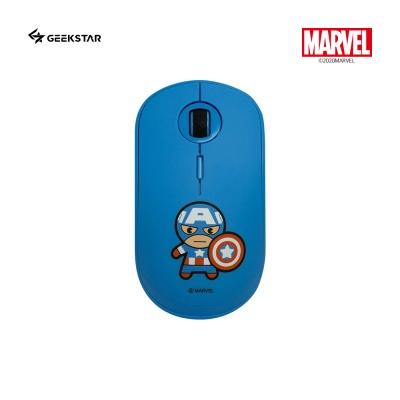 긱스타 마블 어벤져스 무선 마우스 캡틴아메리카