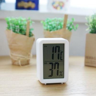 가정 육아 실내 탁상 디지털 온도 습도 온습도계