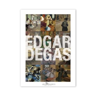 [2022 명화 캘린더] Edgar De Gas 에드가 드가 Type B