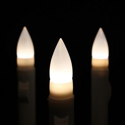 건전지초(촛불 집회용 양초)