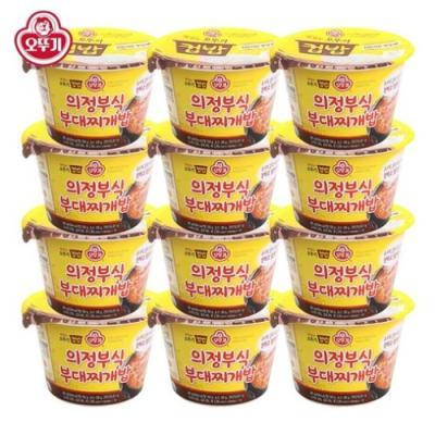 [오뚜기] 컵밥 의정부식부대찌개밥 311g