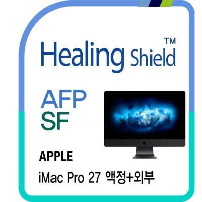 애플 아이맥 프로 27형 올레포빅 액정+외부필름 세트