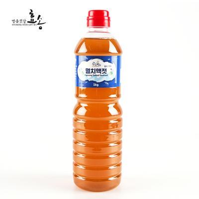 군산 효송 젓가락 멸치액젓 1kg
