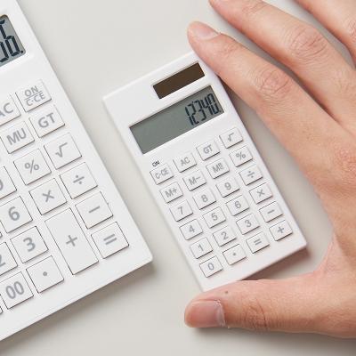 단순생활 심플 심플 미니 전자계산기