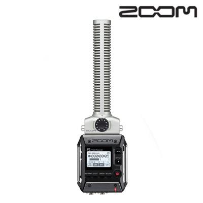[ZOOM] F1-SP 샷건 마이크 오디오 레코더