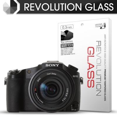 [프로텍트엠/PROTECTM] 레볼루션글라스 0.3T 강화유리필름 방탄액정보호 2장 디지털카메라 CAMERA SONY 소니 DSC-RX10