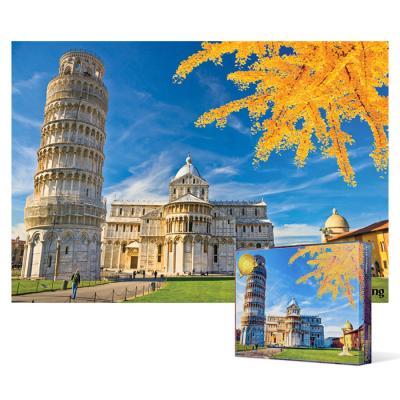 1000피스 직소퍼즐 - 푸른 하늘과 피사의 사탑