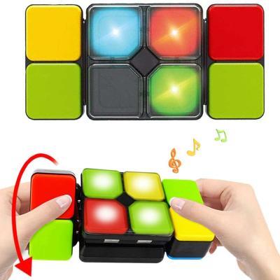 어린이선물 전자 큐브 매직큐브 퍼즐 맥킨더 보드게임