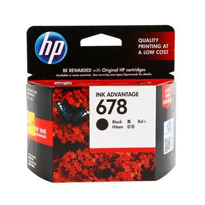 HP CZ107AA  NO.678  DJ 2515/3515 - HP 678 검정 정품 잉크 고급 카트리지